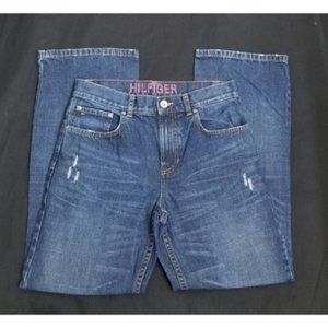 Tommy Hilfiger Mid Waisted Vintage Womens …